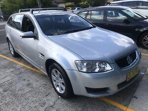 Holden commodore 2010