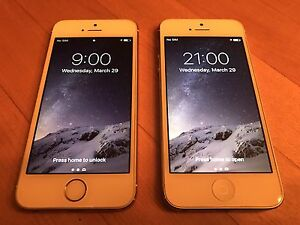 IPhone 5s & iPhone 5(*sold*)