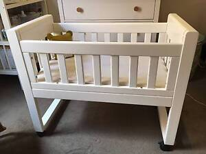 New Babyhood Cradle and Mattress Elwood Port Phillip Preview
