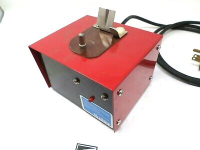 Koehler Wheat Single Mine Lamp Battery Charger System 120 VAC 4A 5.0 VDC *NEW*