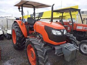 4WD Kubota M7040 Rutherford Maitland Area Preview