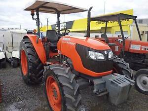 4WD Kubota M7040 Tractor Rutherford Maitland Area Preview