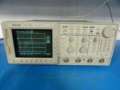 Tektronix Tds540b 4 Ch Digitizing Oscilloscope W Instavu 500 Mhz 2gss