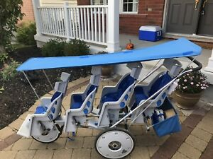 Runabout Stroller- 4 Seater