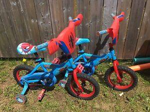Spider-Man tricycles
