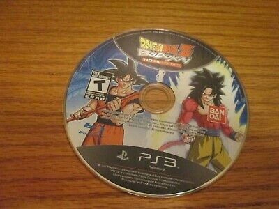 PS3 Dragonball Z Budokai HD Collection (Sony Playstation 3) Disc only Free Ship
