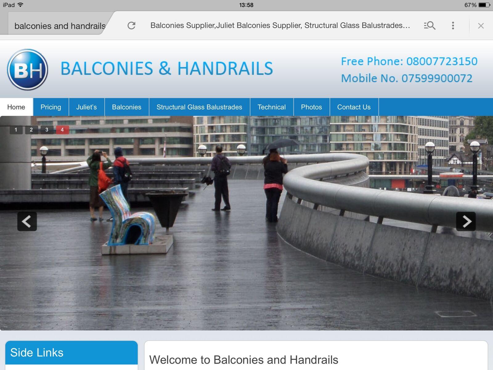 balconiesandhandrails