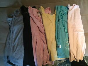 Large lot maternity clothes