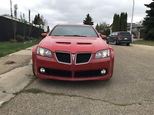 2009 Pontiac G8 low km!!!