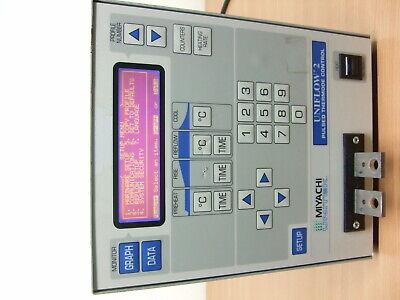 Unitek Miyachi Unfc4240 Uniflow 2 Pulsed Thermode Control 1-291-01-01 Used