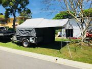 Off-road camper trailer Churchill Ipswich City Preview