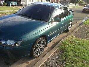 Negotiable 2003 Holden Commodore Sedan 6 Month Rego Smithfield Parramatta Area Preview