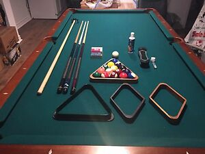 Cannon Billiards high quality pool table in great condition