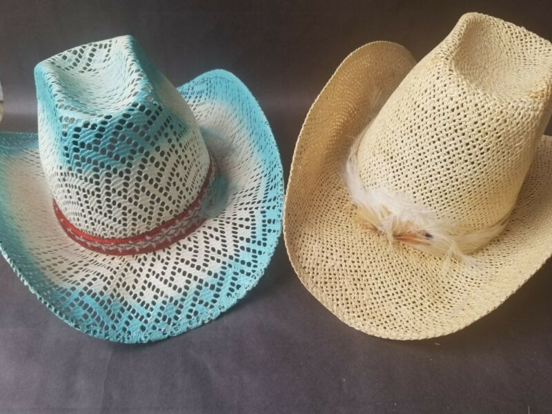 2 Little Jimmy Dickens Personally Owned Cowboy Hats Resistol Loretta Lynn  #7