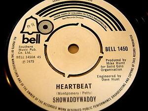 SHOWADDYWADDY-HEARTBEAT-7-VINYL
