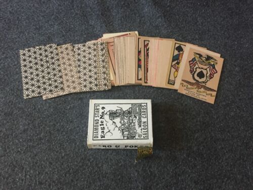 Playing Cards Diamond Star
