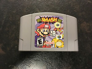 Super smash bros nintendo 64 n 64