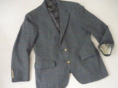 Usado, Vintage Pure Wool Jacket Size 38/40 La Mar Clothes/The Toggery/California segunda mano  Embacar hacia Spain