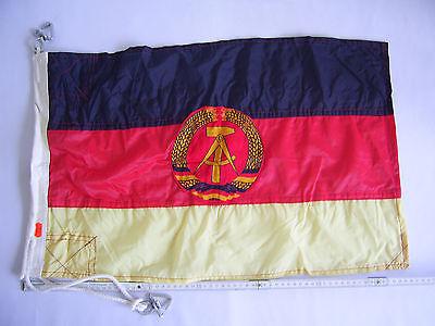 Gösch Schiffsflagge Volksmarine der DDR, Flagge, Fahne, Marine  (F 8)