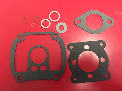 Farmall Carburetor Bowl Gasket Set Repair Kit F20 F30 W30 Tractor Zenith K5
