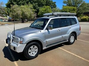 2004 Mitsubishi Pajero GLS LWB (4x4) Bentley Canning Area Preview