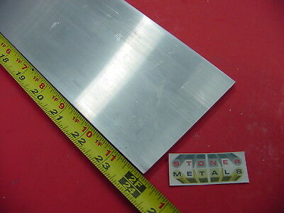 14x 4 Aluminum 6061 Flat Bar 24 Long T6511 .25 New Plate Mill Stock