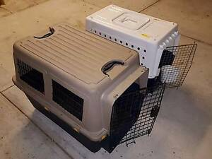 Dog crates. Large. Airline approved. Perth Perth City Area Preview