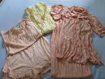 Vintage Pyjama sets