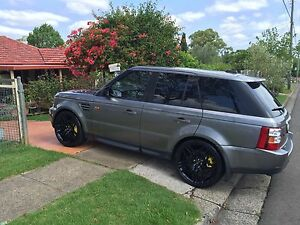 2007 Range Rover sports St Marys Penrith Area Preview