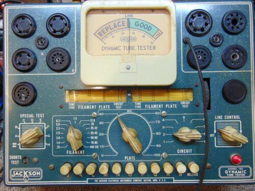 Jackson Dynamic Tube Tester Model 103