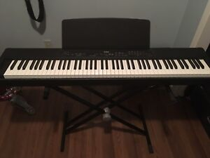 Yamaha P-80 full sized 88 key weighted keyboard
