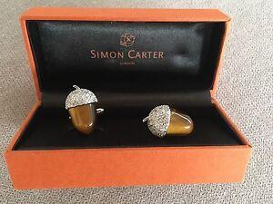 Cuff links Simon Carter cufflinks. Clarkson Wanneroo Area Preview