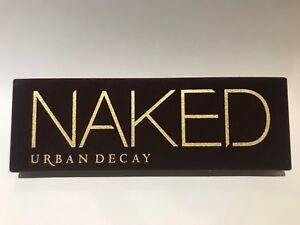 Makeup - New Urban Decay Naked Palette