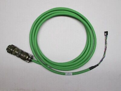 Bridgeport Ez Trakez Trak Plus Series Iii X-axis Encoder Cable Pn 1159-7841