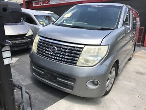 Nissan Elgrand e51 series 2 wrecking 2007 elgrand Kingswood Penrith Area Preview