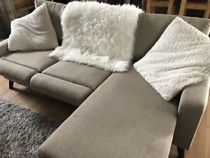 URBAN BARN SECTIONAL- Bought yesterday!!