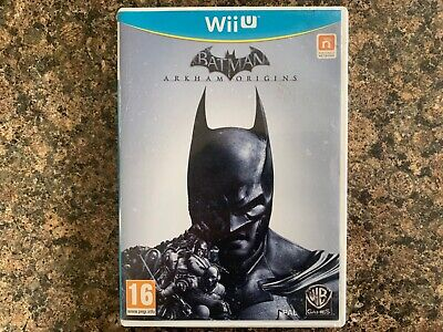 Usado, Batman Arkham Origins Boxed Wii U segunda mano  Embacar hacia Spain