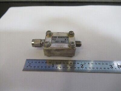 Rohde Schwarz Emi Comb Generator 1021.0441 Esmi As Pictured B9-a-05