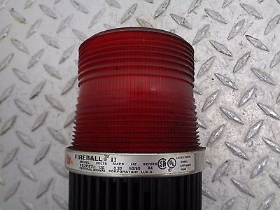 Federal Signal Fb2pst Fireball Ii 120v