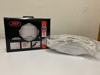 FFP3 Maske ohne Ventil Atemschutzmaske FFP 3 Mundschutz JSP 431 Maske 10Stk