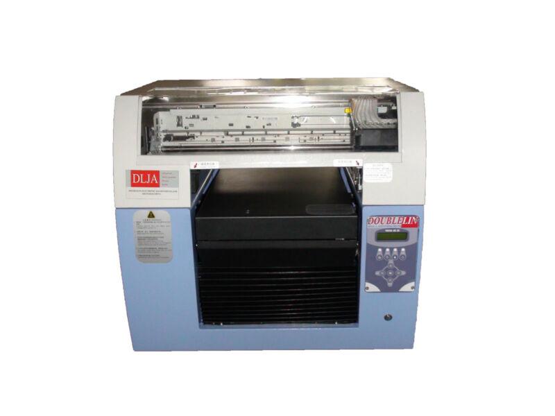 DTG Printer, NEW, Doublelin DLJC, A3+ size, 8 channels