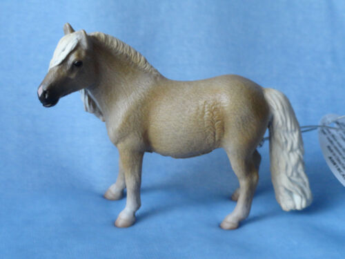 "Breyer NEW 2018 Corral Pals Palomino Miniature Horse Mare #88820 ""Falabella"""