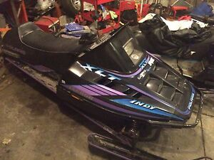 1993 Polaris Indy XLT