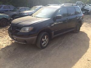 Parting out 2003 Mitsubishi Outlander 2.4l awd!!!