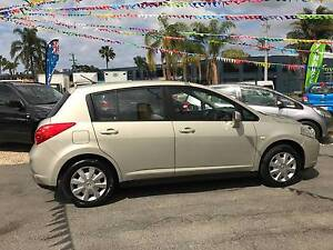 2007 Nissan Tiida ST Automatic Hatchback Nerang Gold Coast West Preview