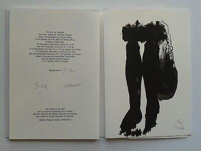 """Jean-Paul CHAVENT """" Tout flambe """" Ed. NUM. 1/30 + LITHOS de BUCETA SIGNéES 1996  comprar usado  Enviando para Brazil"""