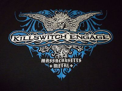 Killswitch Engage Shirt ( Used Size XL ) Very Good Condition!!!