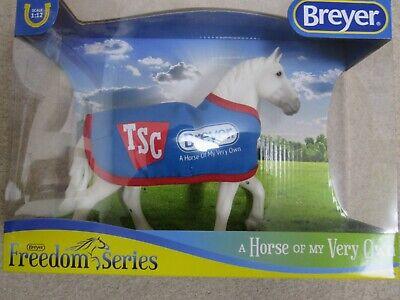 Breyer Freedom Series Classic Percheron Draft Horse TSC 1/12 Scale