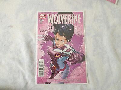 Wolverine #315 (X-23 Variant) NM or