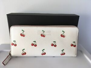 "Marc by Marc Jacobs Wallet ""Cherry Print"""